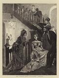 The Evening Party, Flirtation v Dancing