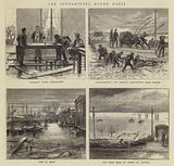 The Inundations round Paris