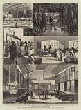 The American Meat Supply, Sketches at Liverpool