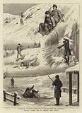Military Winter Life at Halifax, Nova Scotia