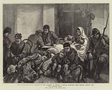 The Russo-Turkish War, opening of the Campaign in Europe, Families Migrating from Ibraila …