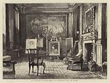 An Artist's Studio, Mr JE Millais, RA at Home