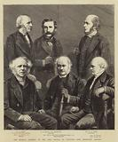 The General Assembly of the Free Church of Scotland, some Prominent Members