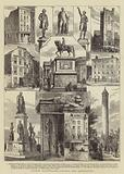 Dublin Illustrated, Statues and Antiquities