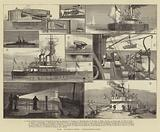 "HM Turret-Ship ""Dreadnought"""