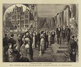 The Opening of Sir Josiah Mason's Science College at Birmingham