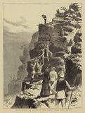 """South Africa, an Ascent of the """"Lion's Head"""", Cape Colony"""