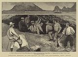 Treasure seeking in the Haunts of the Old Buccaneers, West Indies