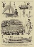 The Naval and Submarine Engineering Exhibition at Islington