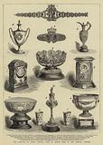 The Marriage of Prince Leopold, Duke of Albany, Some of the Wedding Presents