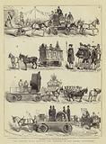 The Preston Guild Festival, the Trophies in the Trades Procession