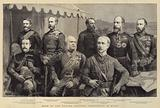 Some of the British Officers commanding in Egypt