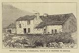 Eskdale Vicarage, Cumberland, which it is proposed to rebuild