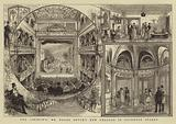 """The """"Prince's,"""" Mr Edgar Bruce's New Theatre in Coventry Street"""