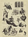 Character Sketches in the House of Commons during the Debate on the Vote of Censure