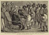 The Soudan, Friendly Natives doing Homage to the Sheik el Morgani