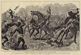 The Soudan, the 19th Hussars charging the Enemy at the Second Battle of Teb, 29 February