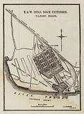 The Tilbury Deep-Water Docks