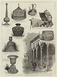 The Indian Section of the Colonial and Indian Exhibition, Specimens of Native Art Workmanship