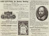 Advertisement, Cassell and Company