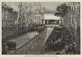 New Year's Ceremonies before the Shah of Persia at Teheran