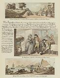 Rowlandson's Tour in a Post Chaise, 1782