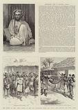 The Death of Emin Pasha, Scenes in Ujiji and Nyassaland, where Mr Swann, who brought the News, lived