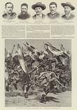 The War in Matabele-Land