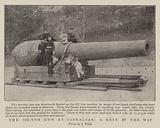 The 102-Ton Gun at Gibraltar, a Rest by the Way