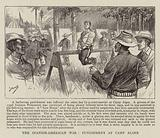 The Spanish-American War, Punishment at Camp Alger