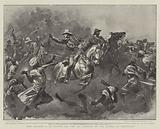 How Colonel RH Martin led the 21st Lancers at the Battle of Omdurman