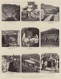 The Kaiser's Visit to the Holy Land, Scenes of Interest on his Route