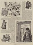 A journey to London with Madame Sarah Bernardt