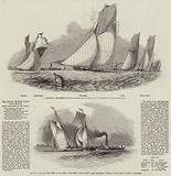 The Royal Thames Yacht Club Match