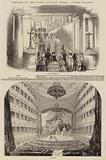 Opening of the Royal Italian Opera, Covent Garden