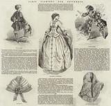 Paris Fashions for September