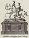 """""""The Doncaster Cup"""", King John of France Led Captive by Edward the Black Prince"""