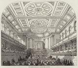 The Saltaire Concert in St George's Hall, Bradford