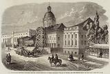 The Kronprinzen Residenz, preparing for the Future Residence of Prince Frederick William …