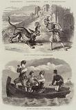 Christmas Pantomimes and Burlesques