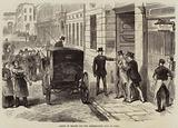 Arrest of Beaury for the Assassination Plot in Paris