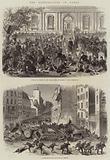 The Disturbances in Paris