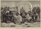 The Zulu War, Ambassadors from King Cetewayo to sue for Peace