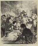 Soup Kitchen for Poor Jews at Spitalfields