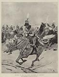 Charge of the 7th Light Dragoons at Corunna