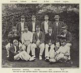 The End of the Cricket Season, the Surrey Team, Champions for 1895