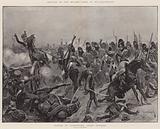 Battles of the British Army, Salamanca, Charge of Pakenham's Third Division