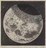 Telescopic View of the Eclipse of the Moon, drawn at the Royal Observatory, Greenwich