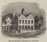 The Rotherham Temperance Institute
