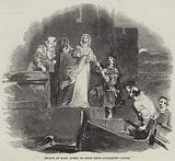 Escape of Mary Queen of Scots from Lochleven Castle